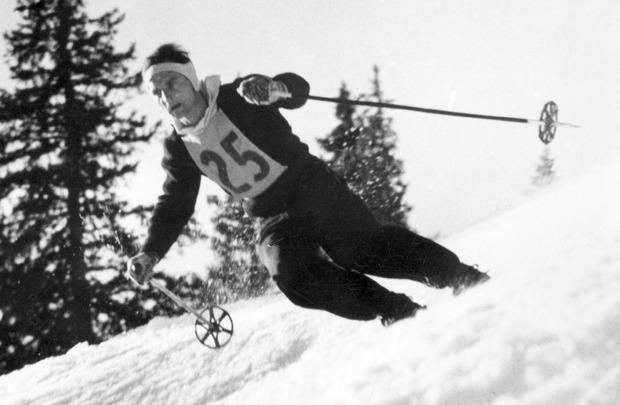 Koller sorgte als Skischulleiter und Visionär für Furore.