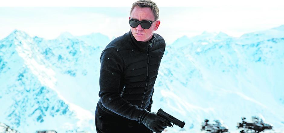 """2015 wurde Tirol zur temporären Heimat für James Bond: Szenen für """"Spectre"""", den 24. Film der Bond-Reihe, wurden in Osttirol und im Ötztal gedreht. Das """"007 Elements"""" zeugt heute noch davon."""