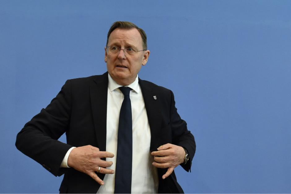 Thüringens Ministerpräsident Bodo Ramelow.
