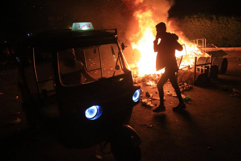 Hotspot der Proteste ist die schiitisch geprägte Stadt Karbala.