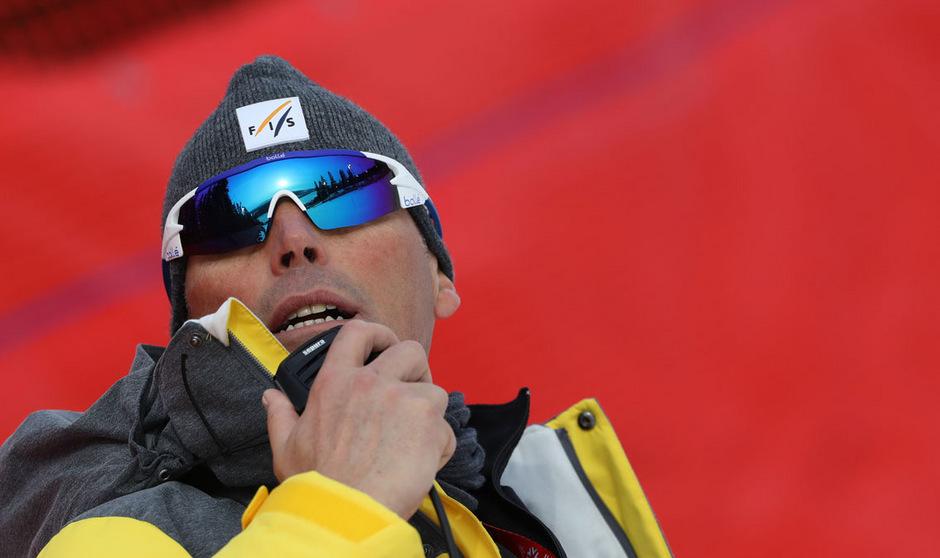 FIS-Rennchef Markus Waldner gibt im Weltcup mit seinem Team die Richtung vor.