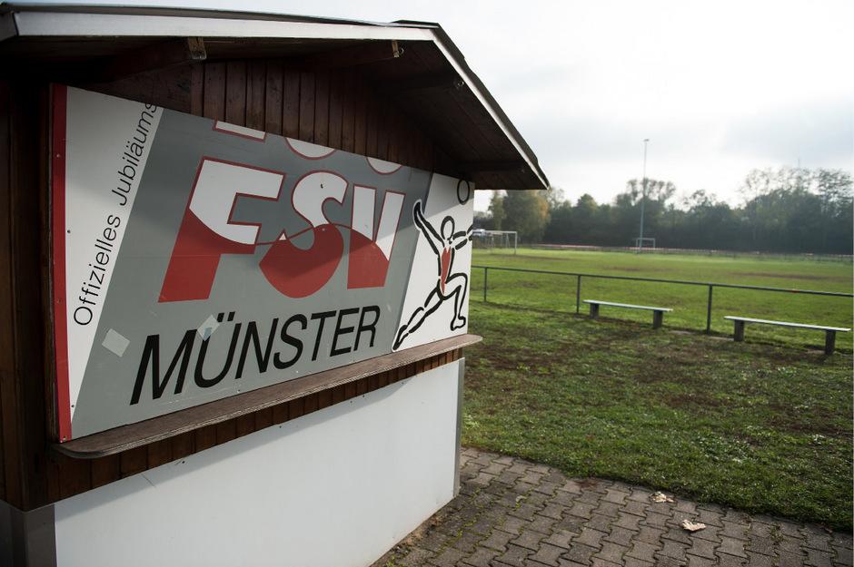 Der FSV Münster wird vorerst nicht mehr am Liga-Spielbetrieb teilnehmen.