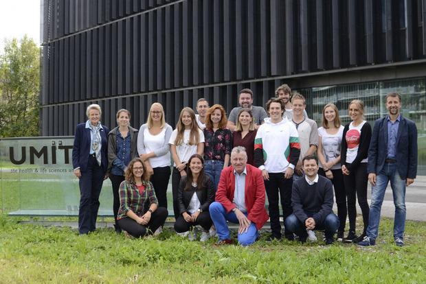 """20 Studierende streben seit Oktober den Master-Abschluss im neuen Studium """"Nachhaltige Regional- und Destinationsentwicklung"""" an. Die meisten haben in Landeck bereits den Bachelor-Abschluss gemacht."""