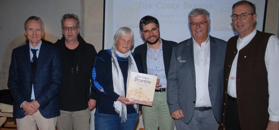 """Präsentation in Landeck: """"Der Codex Brandis gehört allen Tirolern"""" - Tiroler Tageszeitung Online"""