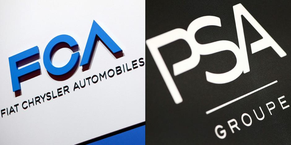 Gemeinsam würden Fiat-Chrysler und PSA – gemessen an der Zahl der 2018 verkauften Fahrzeuge – den viertgrößten Autokonzern der Welt bilden,