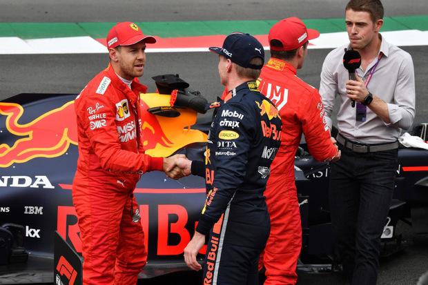 Verstappen will Vettel kommende Saison als jüngsten Formel-1-Weltmeister ablösen.