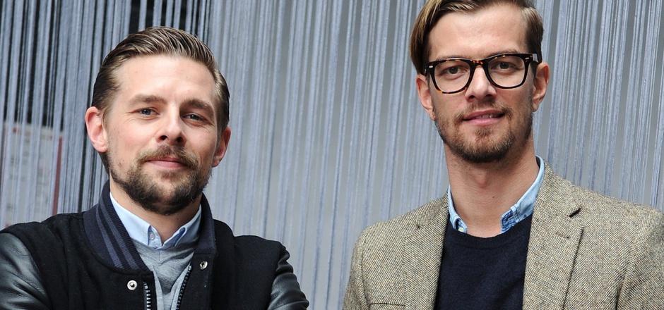 Klaas Heufer-Umlauf und Joko Winterscheidt.