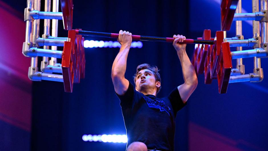 Hangelte sich bis ins Halbfinale: Simon Brunner.
