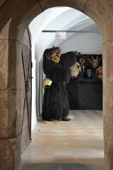 In der Tammerburg wird man das Fürchten gelehrt.