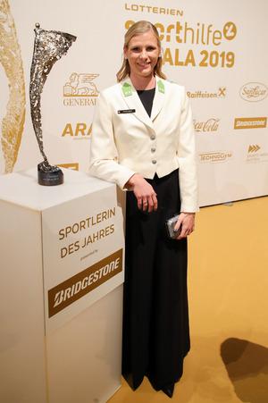 Die Aufsteigerin des Jahres: Verena Preiner (Leichtathletik).