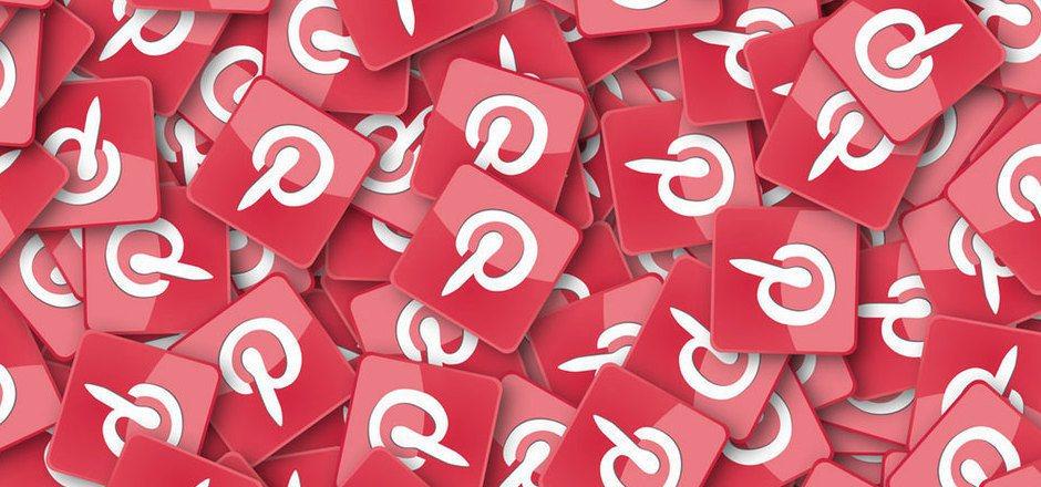 Pinterest ist eine Art virtuelle Pinnwand zum Teilen von Bildern in verschiedenen Kategorien.