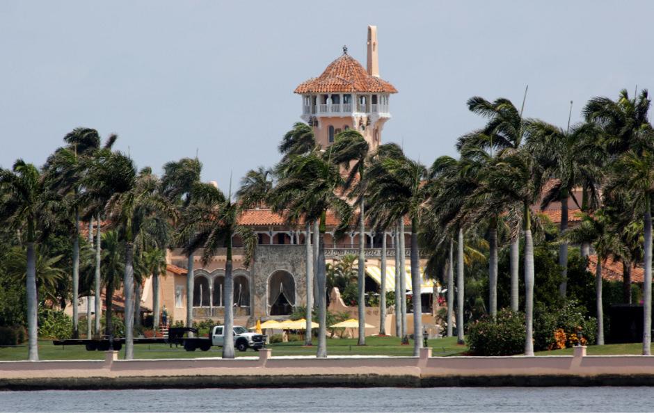 Trumps Mar-a-Lago-Anwesen.