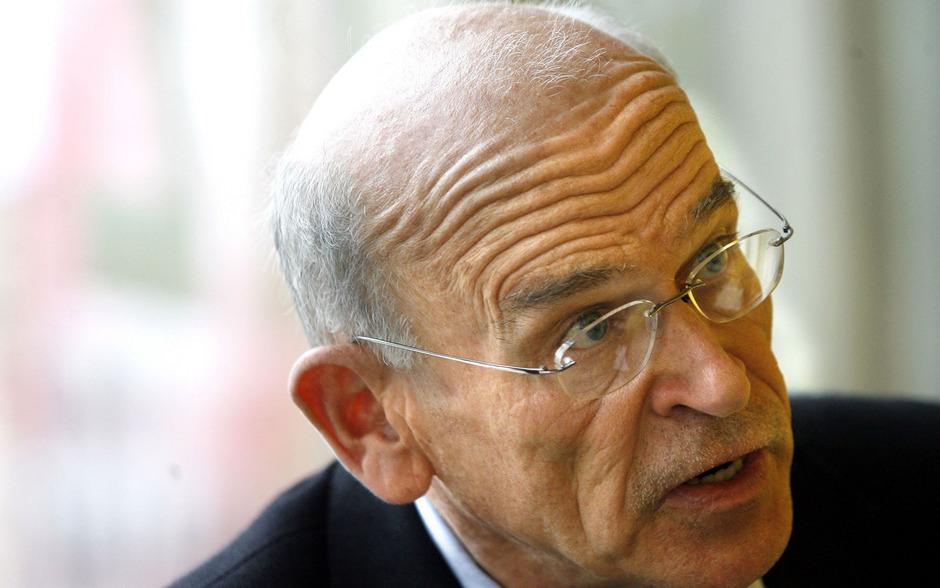 Investigativjournalist Günter Wallraff.