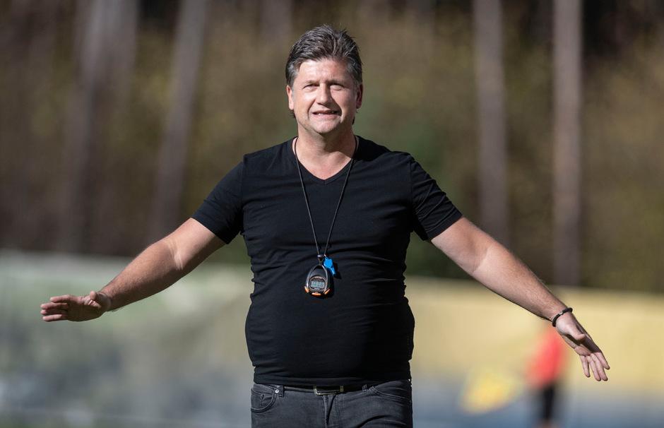 Aleks Matic verschrieb sich dem Fußball mit Leib und Seele – nach dieser Saison aber nicht mehr als Trainer der SPG Silz/Mötz.