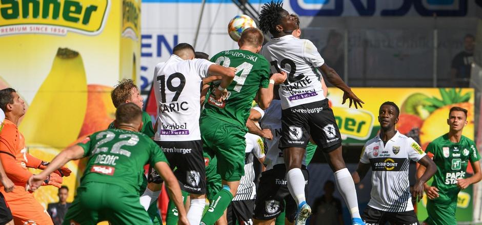 Wattens und Altach kämpfen heute im Tivoli erbittert um wichtige Punkte in der Bundesliga.