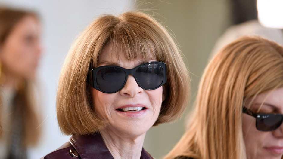Anna Wintour feiert am 3. November ihren 70. Geburtstag.