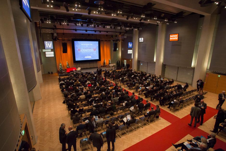 An die 500 Unternehmer und Experten treffen sich morgen zum 29. Tiroler Wirtschaftsforum im Congress Innsbruck.