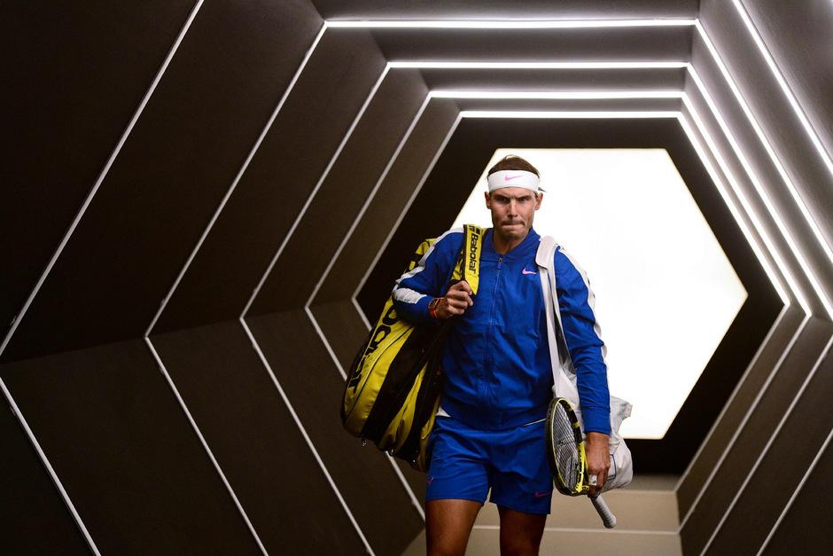 Zurück auf Platz eins: Rafael Nadal.