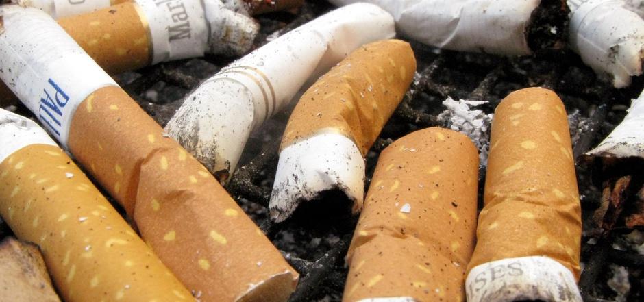 Jährlich sterben in Tirol 1400 Menschen an den Folgen des Rauchens, sagt Christian Haring, Obmann der Vereins BIN.