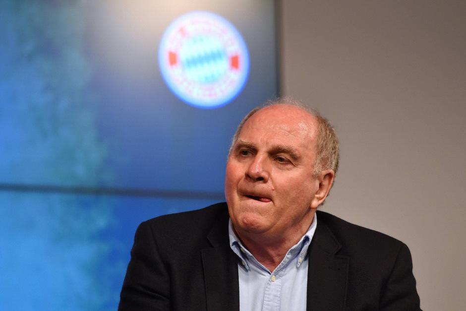 Bayern-Präsident Uli Hoeneß.