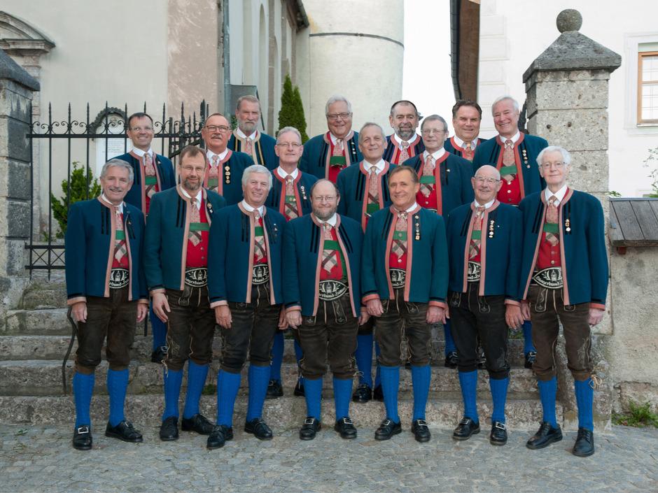Die Höttinger Sänger laden am Samstag zu einem besonderen Konzert.