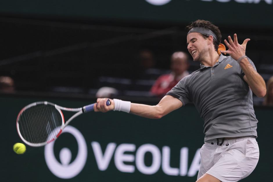 Dominic Thiem ewischte für die ATP-Finals eine Hammer-Gruppe.