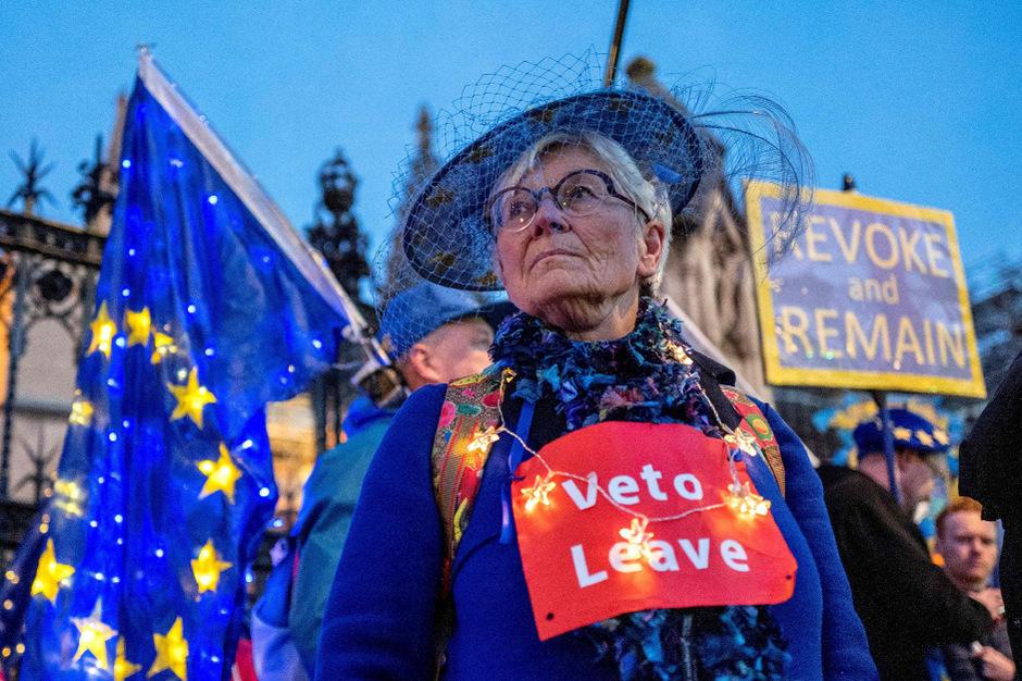 Fünf Wochen vor der Parlamentswahl in Großbritannien dreht sich im Wahlkampf alles - wie sollte es anders sein - um den Brexit.