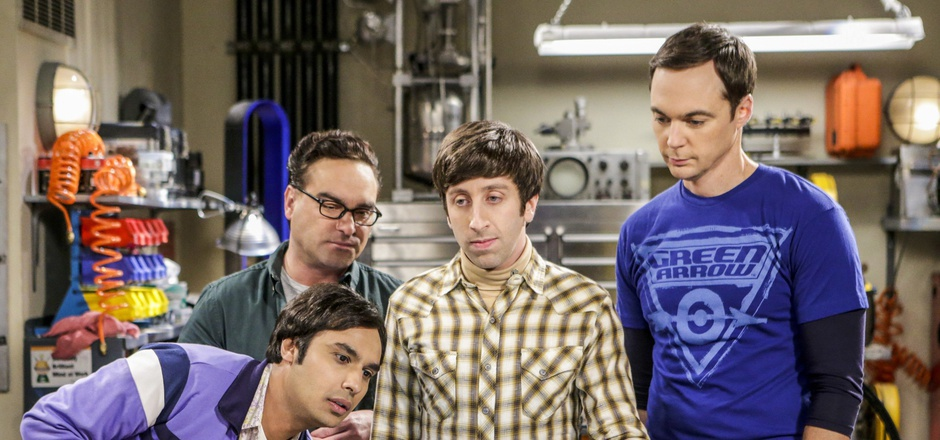 "Schluss ist mit ""The Big Bang Theory"". (Archivfoto)"