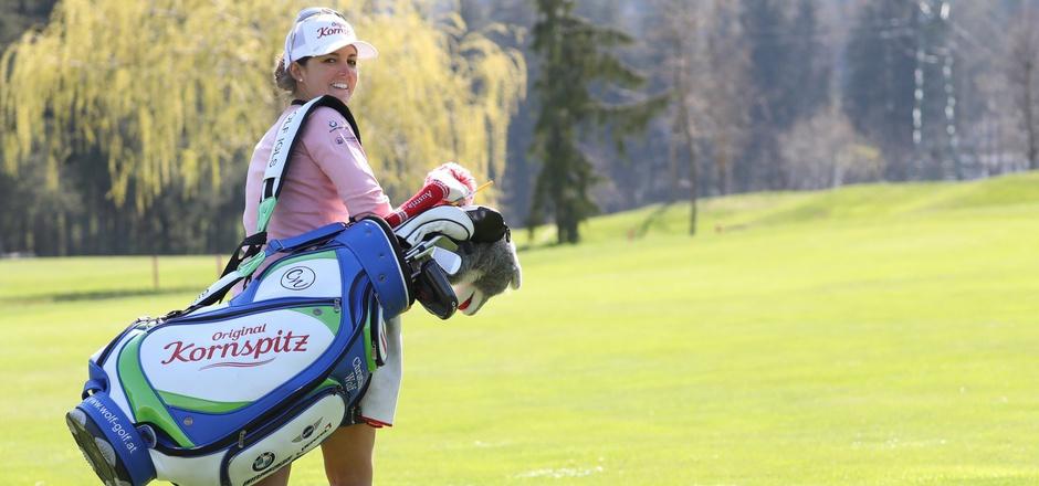 Die Tirolerin Christine Wolf gilt als Hoffnungsträgerin beim Olympia-Golfturnier in Tokio.