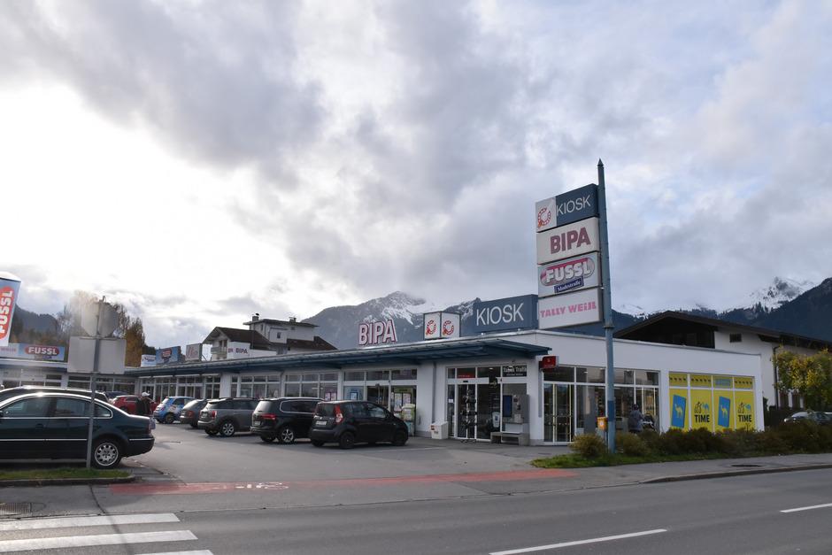 Die neue Tabaktrafik gehört zum Immobilienkomplex der Ärztekammer in der Innsbrucker Straße in Reutte.