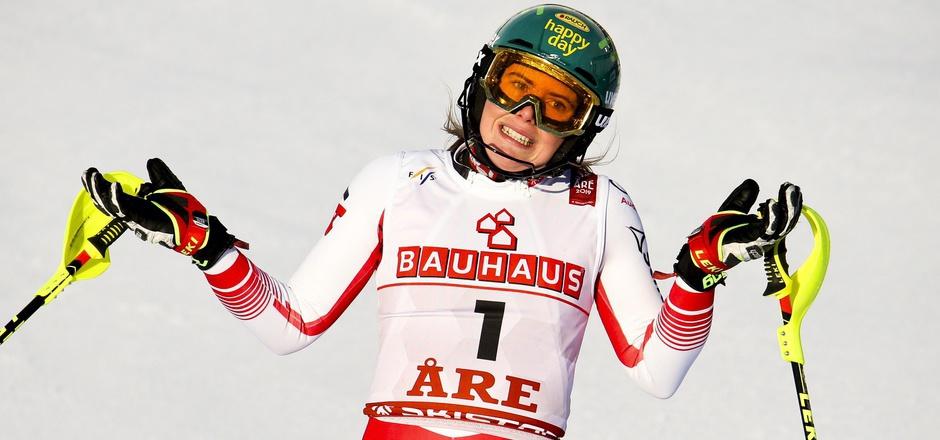 Die sportliche Zukunft von Katharina Liensberger ist weiter ungeklärt.