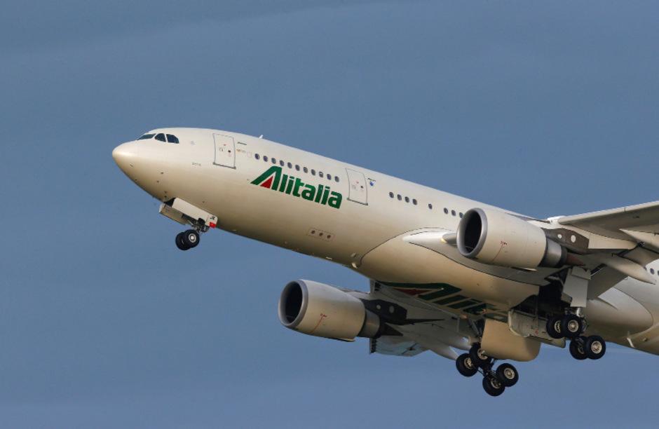 Der Verkauf der Alitalia gestaltet sich schwierig. (Symbolfoto)