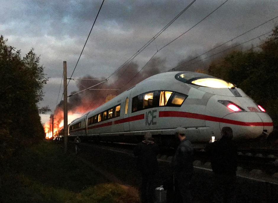 Die Deutsche Bahn soll elf Milliarden erhalten.