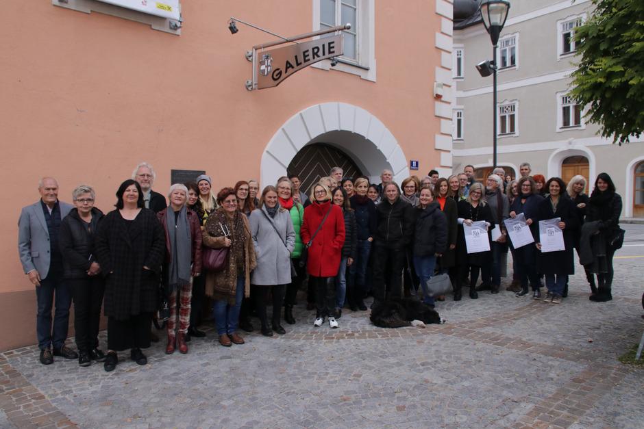 110 Kunstschaffende arbeiten am Erfolg der Kunststraße Imst 2019.