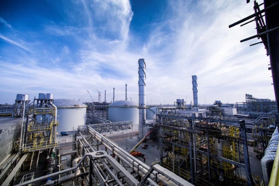 Der weltgrößte Ölkonzern Saudi Aramco.