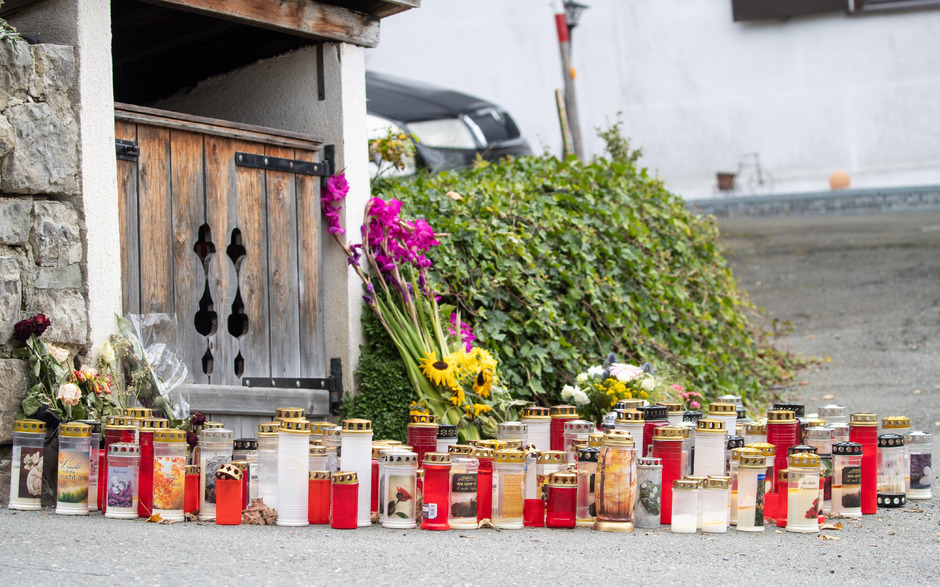Ein 25-Jähriger hat Anfang Oktober in Kitzbühel fünf Menschen erschossen. Unter den Opfern war seine Ex-Freundin.
