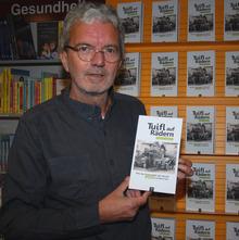 Autor Manfred Jenewein stellte seine jüngste Publikation vor.