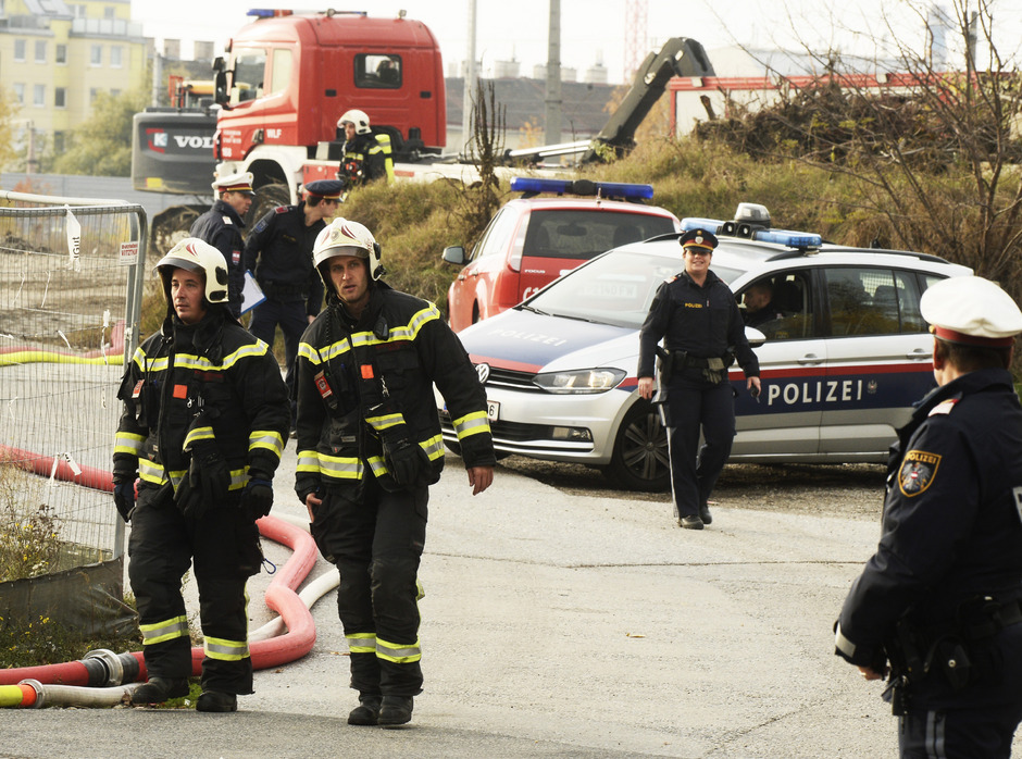 Von dem Feuer betroffen war die Nordbahnhalle in der Leystraße.