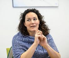 """Ingrid Felipe (LH-Stellvertreterin): """"Wir müssen klar in der Haltung bleiben, aber auch den Mut zu Kompromissen haben."""""""