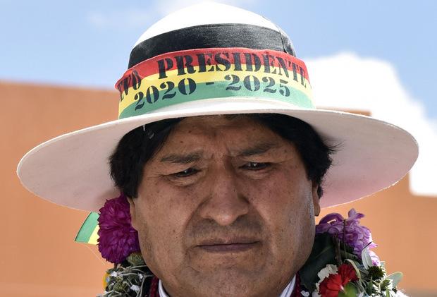 Die vierte Amtszeit des seit 2006 amtierenden Morales war hochumstritten.