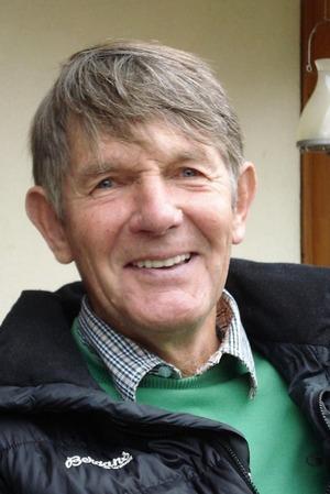 Mit seinen 80 Jahren ist Walter Mair gesund und agil. Auf die Berge geht er nach wie vor.