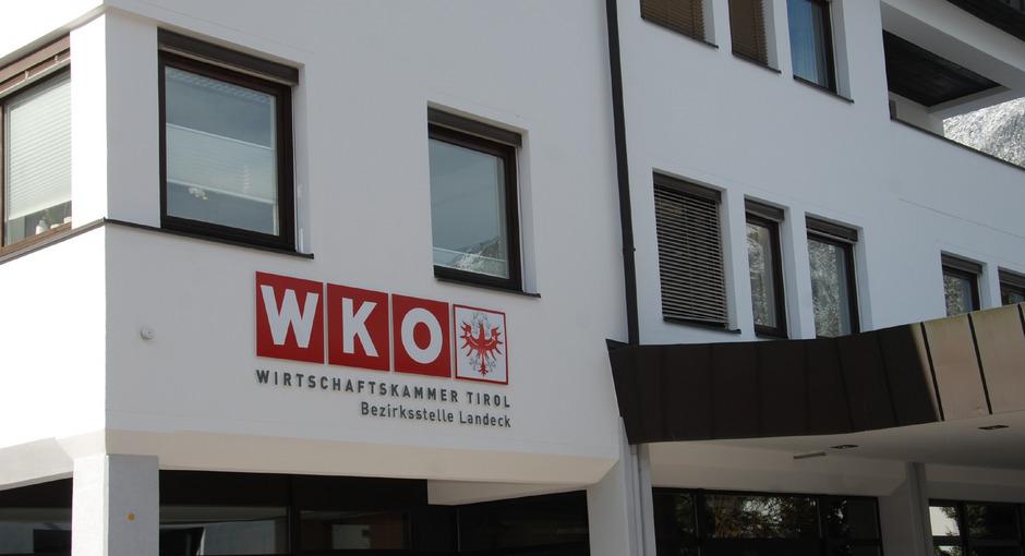 Das Haus der Wirtschaftskammer Landeck im Schenten soll binnen zwei Jahren modernisiert werden.