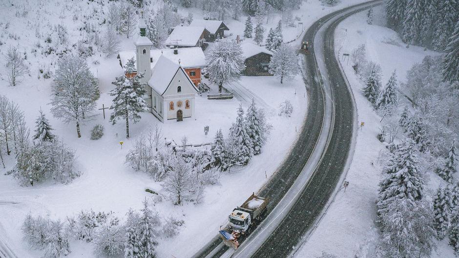In Osttirol ist am Freitag wieder mit bis zu 50 Zentimetern Neuschnee zu rechnen.