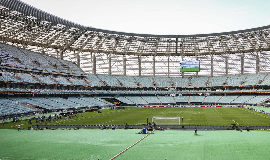 In Baku werden die Fans ihre Nationalmannschaft bei der EURO nicht zu sehen bekommen.