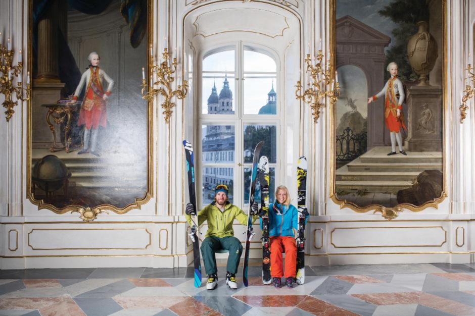 Sport trifft auf Kultur: So sieht man sich bei Innsbruck Tourismus gerne. Entsprechend wurden die Werbebudgets gestaltet.