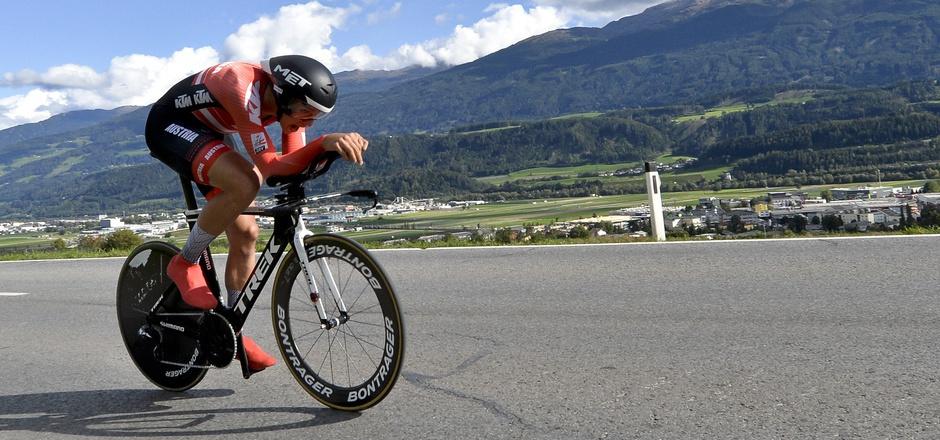 Patrick Gamper hat den Sprung in die World Tour geschafft.