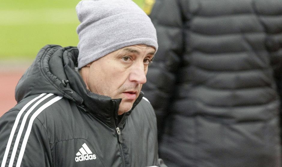 Neuer Trainer bei Regionalligist FC Zirl: Werner Rott.
