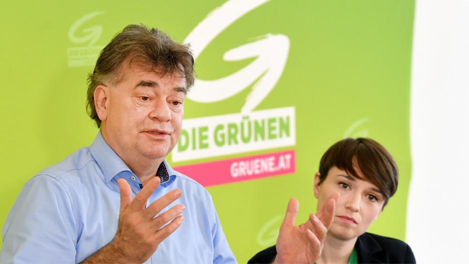 Werner Kogler will sich selbst für die Koalitionsverhandlungen keine zeitliche Schmerzgrenze setzen.