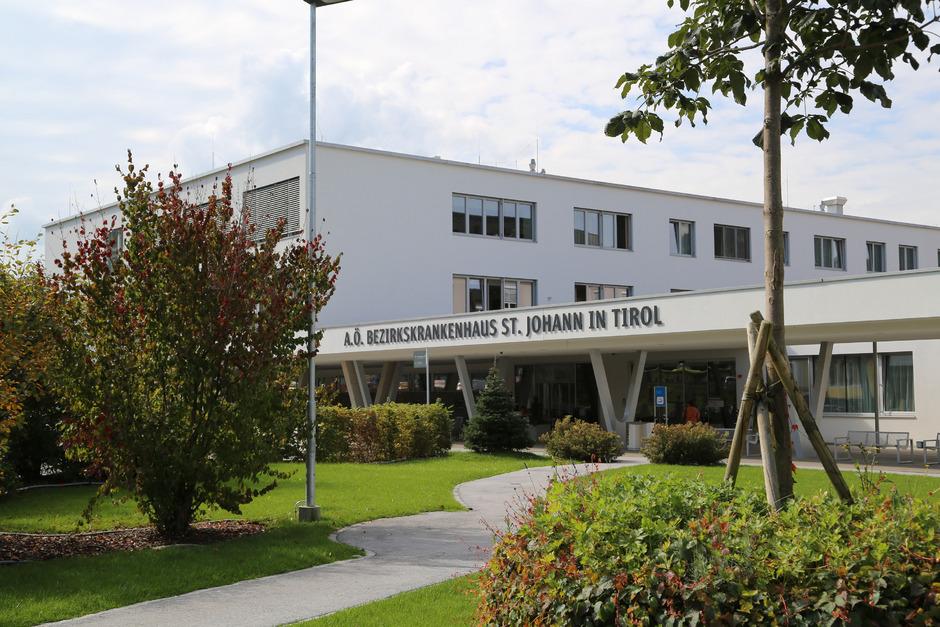Zwei Abteilungen im Bezirkskrankenhaus St.Johann werden zusammengelegt.