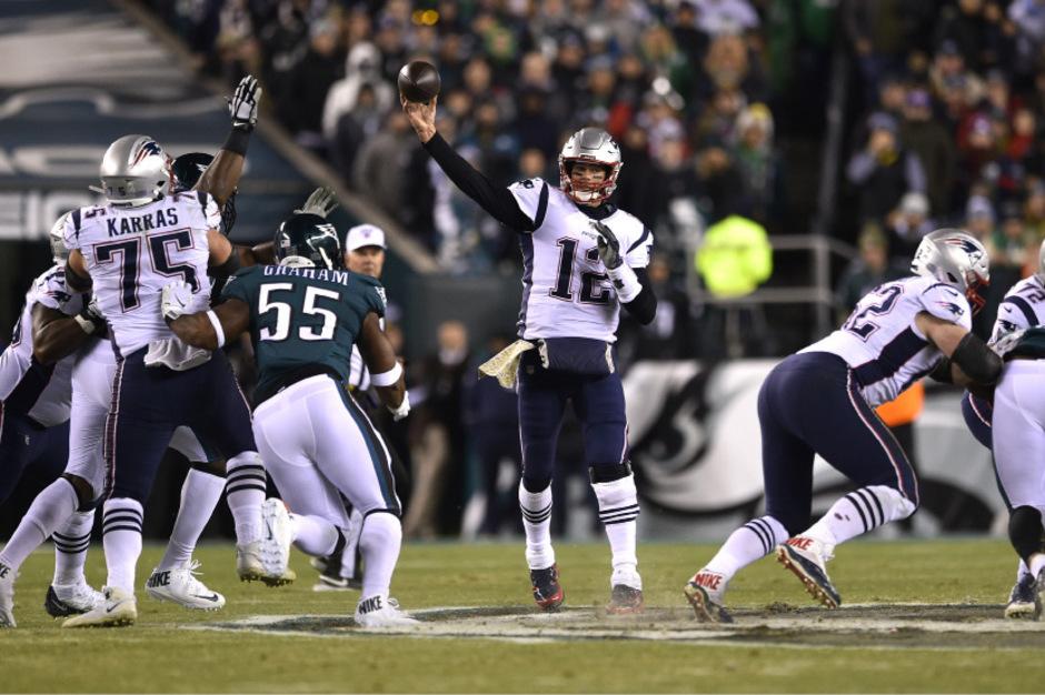 Tom Brady und Co. kehrten auf die Siegerstraße zurück.